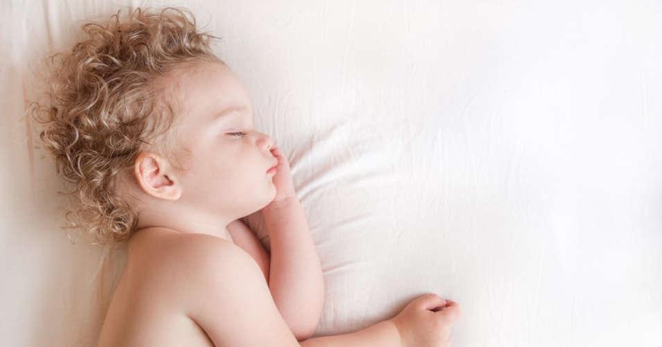 Como ser madre de día - La hora de la siesta en un hogar de madre de día