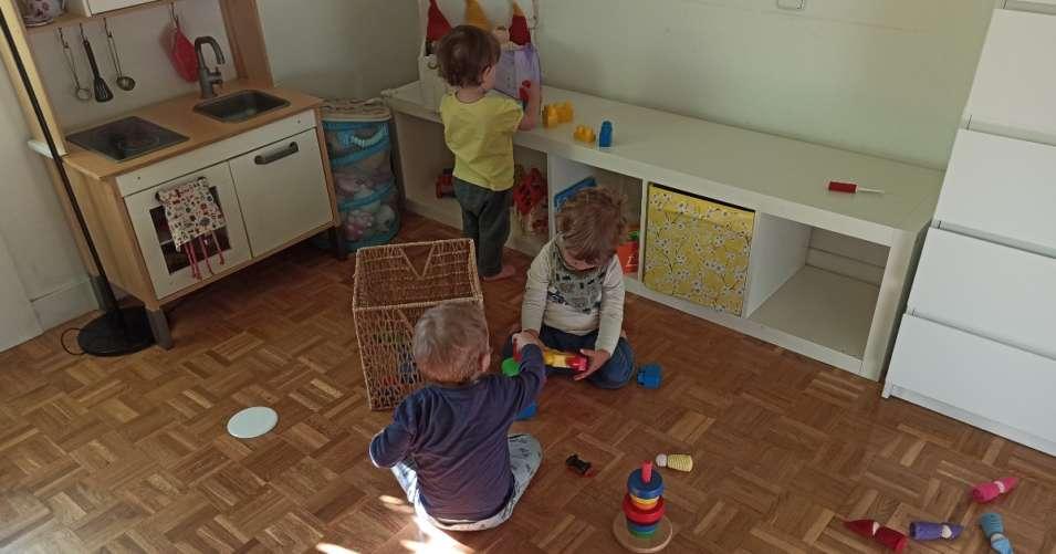 Como ser madre de día - La Casita de Pez Austral, mi proyecto de madre de día en Madrid