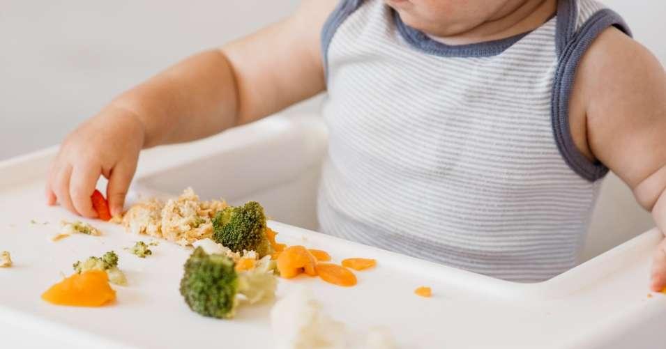 Como ser madre de día - La comida en el hogar de una madre de día
